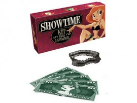 Kit para Lap Dance - SHOWTIME