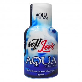 Aqua Siliconado 30 Ml Lub Massagem